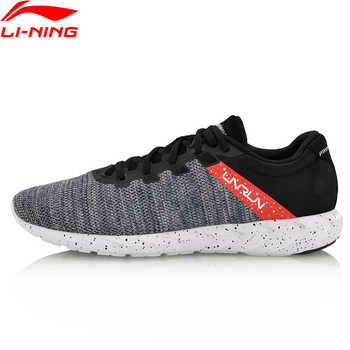 Li-Ning Men's Future Runner Sport Light Running Shoes Breathable Textile Sneakers Comfort Fitness Sport Shoes ARBN003 XYP628 - DISCOUNT ITEM  35% OFF All Category
