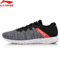 Li Ning Men's Future Runner Sport Light Running Shoes Breathable Textile Sneakers Comfort Fitness Sport Shoes ARBN003 XYP628
