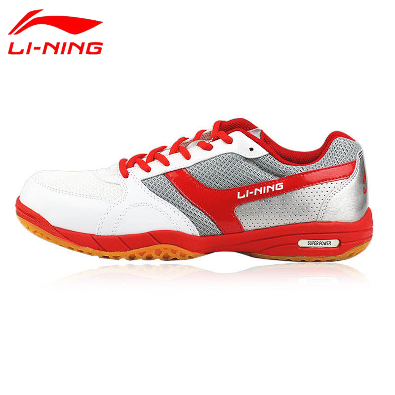Li-Ning Men ProfessionaL Table Tennis Shoes Lining Lightweight Indoor Training Breathable Anti-Slippery Sneakers L625 li ning men indoor training shoes breathable cushioning anti slippery hard wearing sneakers lining sport shoes asnh009 yxx003