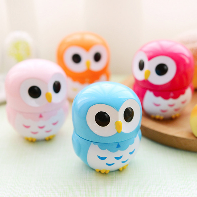 Delicieux Portable Cute Colorful Fun Mechanical Kitchen Owl Timer, 60 Minute Timer  For Cooking Baking Gifts