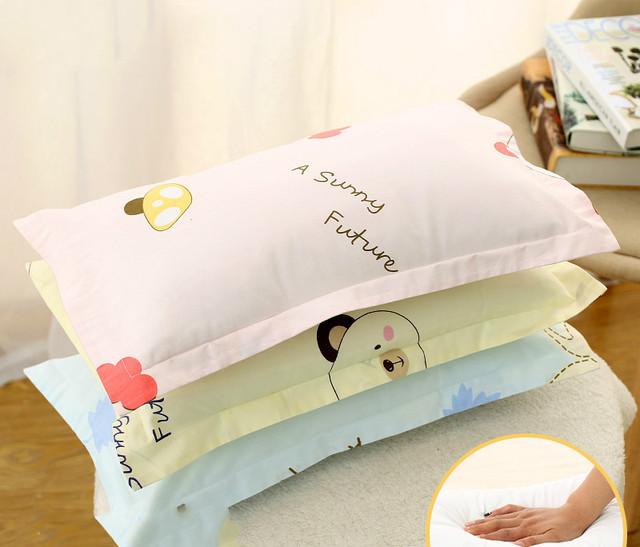Vendas quentes Anti-enxaqueca Travesseiro bebê Recém-nascido Do Bebê Do Algodão Criança Travesseiro Especial para 0-1-3-6 anos de Idade As Crianças