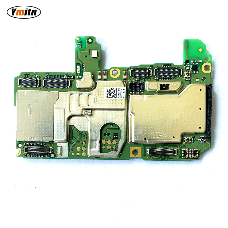 Ymitn Electronic panel mainboard <font><b>Motherboard</b></font> unlocked with chips Circuits flex Cable For <font><b>Huawei</b></font> <font><b>honor</b></font> <font><b>9</b></font> <font><b>lite</b></font> LLD-L31 LLD-AL00 image