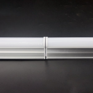 Светодиодный светильник T5 10 Вт 6 Вт 220 В-240 В, ПВХ пластик, Флуоресцентный светильник, трубка 600 мм 300 мм, домашний светодиодный настенный светильник, Теплый Холодный белый luces