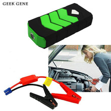 Топ аварийного пусковое устройство автомобиля Пусковые устройства для 12 В Дизель Бензин Авто Booster Buster Запасные Аккумуляторы для телефонов автомобиля Зарядное устройство для автомобиля Батарея