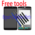 Black  LCD DIsplay + Touch Screen Digitizer Glass Assembly For LG G Pad 8.3 V500 +Free tools