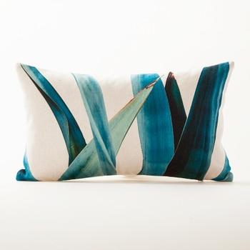 Tropical Palm Rectangle Cushion