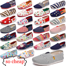 2017 Women's fashion Flat shoes Lazy's espadrilles Women's canvas shoes girl loafers espadrilles Women Flats shoes size 35-44