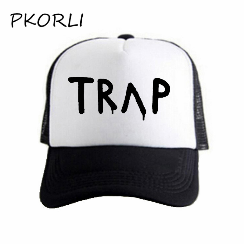bddc4ce3ff856 TRAP Hat Pink Pretty Girls Like Baseball Cap Trap Music 2 Chainz Album Rap  LP Dad Hat Unisex Hip Hop Snapback Tracker Hats