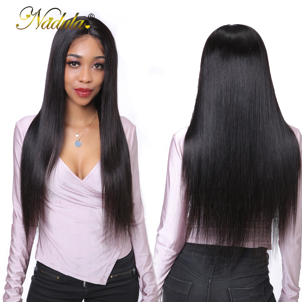 Practical Sophies Lace Front Human Hair Wigs Brazilian Remy Hair Bob Wig With Pre Plucked Hairline Bleached Knots Straight Human Hair Wigs Hair Extensions & Wigs