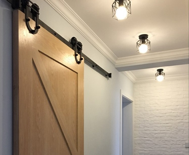 HTB1itbqsA7mBKNjSZFyq6zydFXai Vintage Ceiling Lamp For Living Room Bedroom Nordic Wrought Iron Retro Corridor Aisle For Living Room Bar Ceiling Light