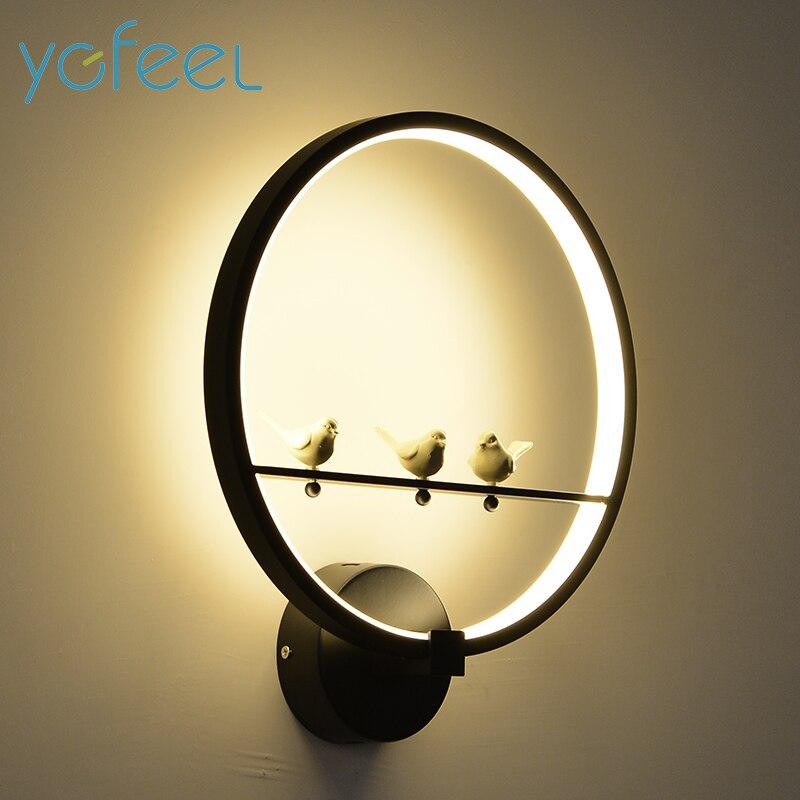 Lâmpadas de Parede estar sala de jantar corredor Direção da Sombra : Acima & Abaixo