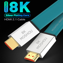 Кабель HDMI 2,1 Ultra HD (UHD) 8K @ 120 Гц, 48 Гбит/с, 1/2/5/10/15 м