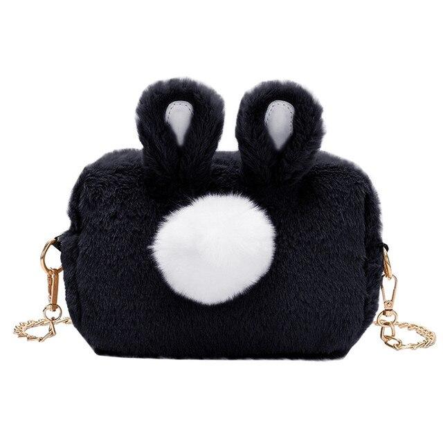 brixini.com - Rabbit Messenger Bag