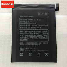 цена на Runboss Original Quality Battery LT633 for Letv Le 1 Max X900 Le One Max X900