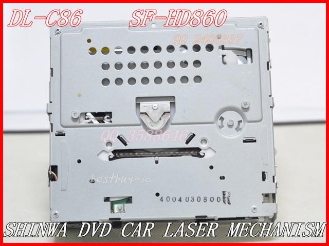 Optical Pick-ups DL-C86 SF-HD860  MECHANISM for CAR DVD laser head