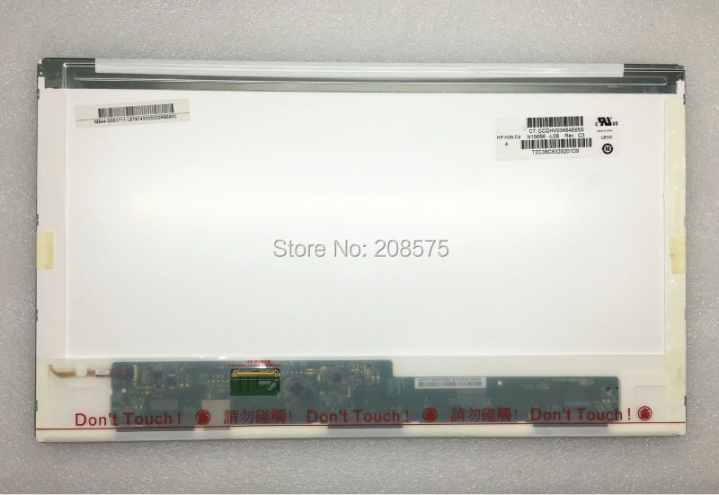 Free shipping N156B6-L0B B156XW02 N156BGE-L21 LP156WH4 TLN1/N2 LTN156AT02 LP156WH2 15.6 LED Display Laptop LCD Screen Panel for lenovo g550 g555 g560 g570 g575 z565 l512 15 6led lp156wh4 lp156wh2 ltn156at02 ltn156at24 ltn156at32 n156b6 l0b n156bge l21