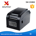 Original High Quality 80mmThermal Bar code Printer/ Sticker Printer Barcode Label Printer (USB+Serial+Ethernet port) SM-350BM