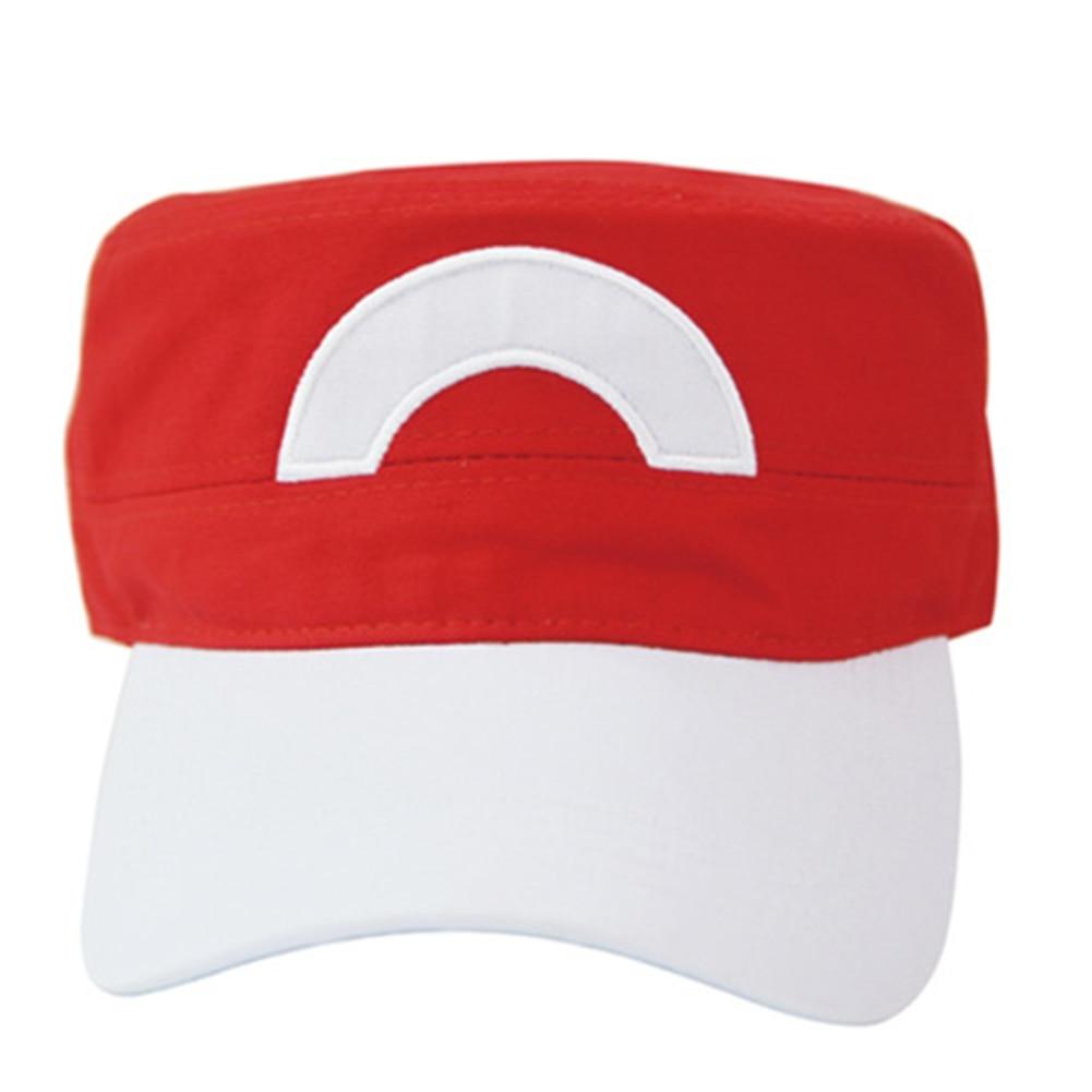 Brdwn Pocket Cosplay Ash Ketchum Hat Peaked mesh Baseball - Կարնավալային հագուստները - Լուսանկար 5
