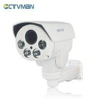 CCTV AHD Camera HD Ngoài Trời Bullet Thời Tiết Ống Kính Cố Định 6 mét IR Nightvision PT Pan Nghiêng Rotation Giám Sát AHD Camaras