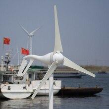 600W max wind turbine generator with 3 PCS blades. CE