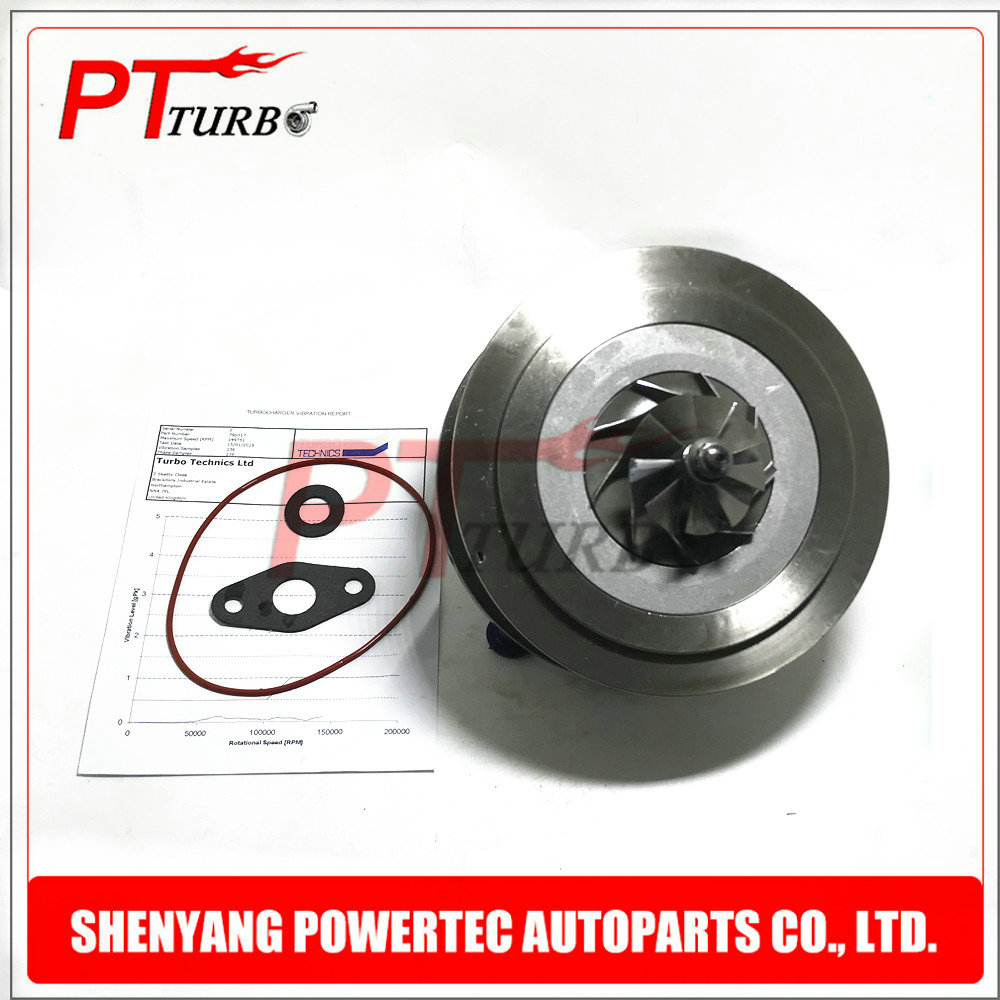 Turbo cartridge Balanced 796017-5007S GT1749V for HYUNDAI SANTA FE III 2.0 CRDi 110 KW 150 HP - turbine CHRA NEW core 796017-78