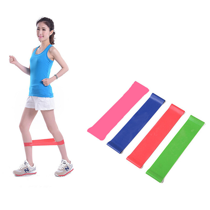 Adroit Fzcspeed Resistance Bands Yoga Sports Resistance Band Exercise Legs Gym Strength Training Rubber Fitness Workout Elastic Band Relieving Heat And Sunstroke Resistance Bands