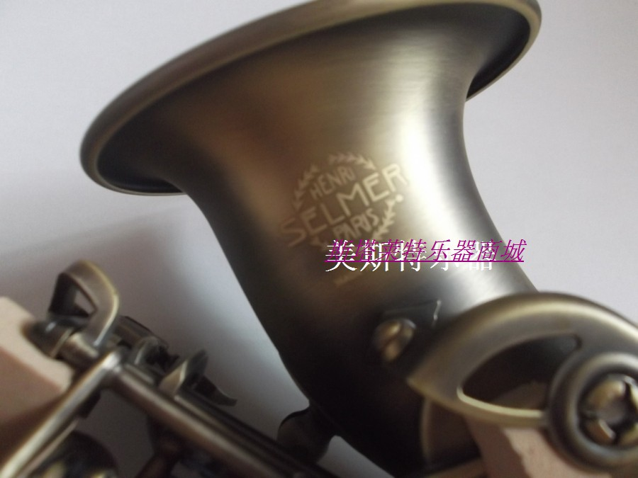 Saxophone free shipping Selmer BB High Tone Curve Bell B Curved Soprano saxophone Sax Musical Instrument for adults Children adaptation for sanyo air purifier parts abc vw24 dust hepa filter abc fah94