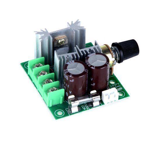 1PCS 12V-40V 10A Pulse Width Modulation PWM DC Motor Speed Control Switch