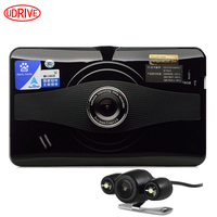 New 7 Inch GPS Android GPS Navigation DVR Video Recorder 16GB Full HD1080P Rear View Camera
