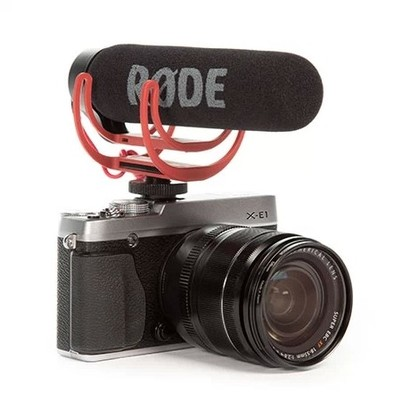 DSLR Cemara Microphone Rode VideoMic Go Video Camera Microphone for Canon Nikon Sony Microphone Rode Go Rycote Video Mic boya by wm5 by wm6 camera wireless lavalier microphone recorder system for canon 6d 600d 5d2 5d3 nikon d800 sony dv camcorder