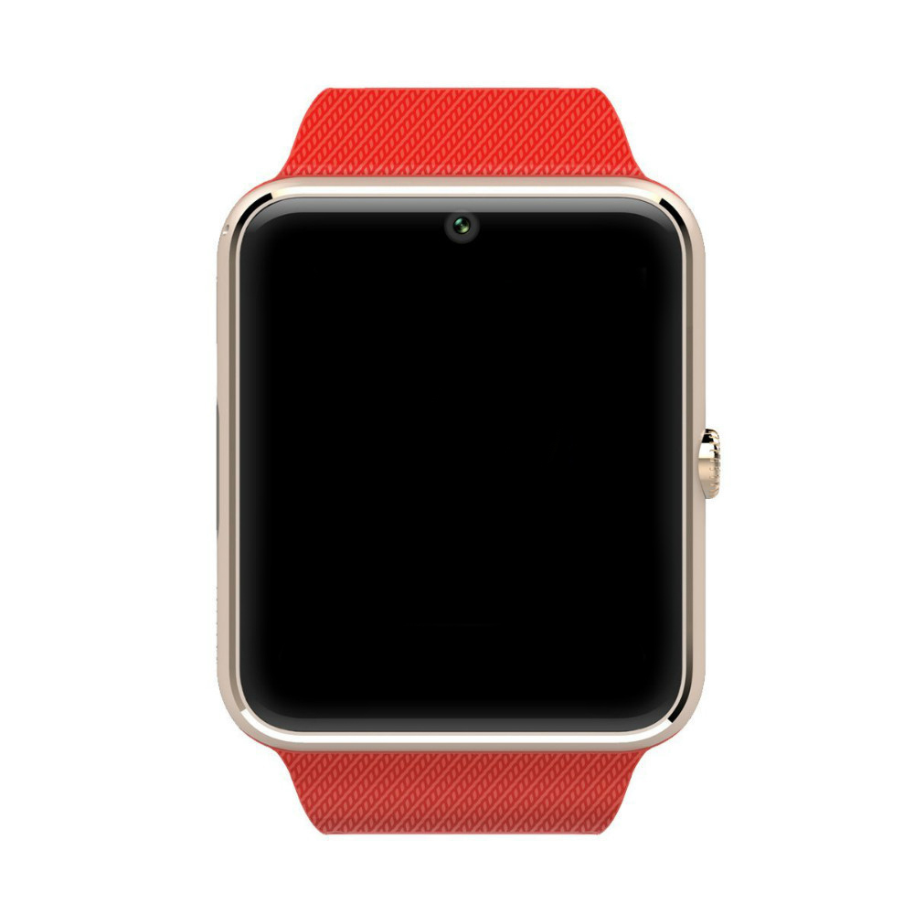 imágenes para GT08 Smartwatch Bluetooth Reloj Inteligente para iPhone 6/puls/5S Samsung S4/Nota 3 HTC Android Phone Smartphones Android Wear