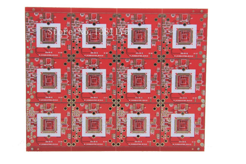 PCB Prototype 2 layers PCB Board Manufacturer Supplier Sample Production Small Quantity Fast Run Service 096