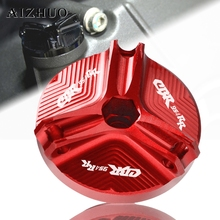 цена на Motorcycle Engine Oil Filler Cup Cap Oil Filler Cap Plug Cover For HONDA CBR954RR CBR 954RR CBR 954 RR CBR 954RR 2002 2003