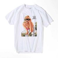 Game GTA 5 T Shirt Grand Theft Auto T Shirt Men 2016 Sexy Girl 3D Printed