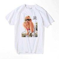 Game GTA 5 T Shirt Grand Theft Auto T Shirt Men 2016 Sexy Girl 3D Printed