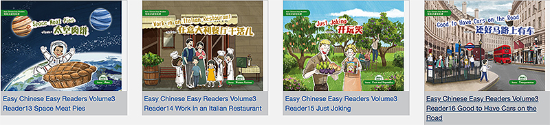 Fácil Chinês Leitores Fáceis Volume 3 (simplificado)