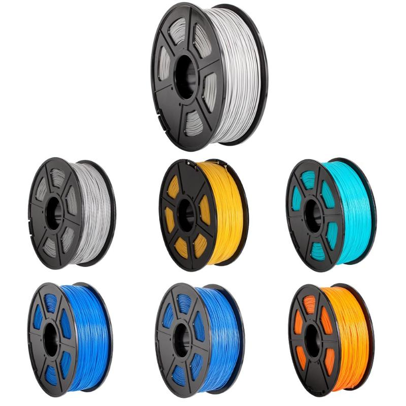 330m/1082ft Length Plastic ABS 1.75mm 3D Printer Filament