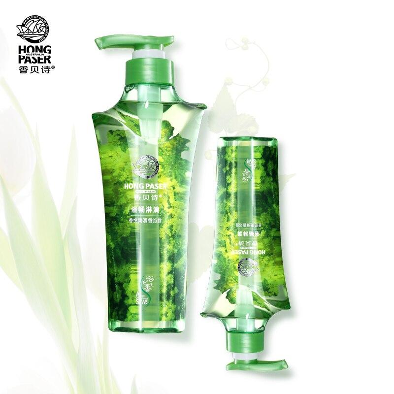 460 ml/720 ml ingrédients naturels longue durée parfum hydratant lisse blanchissant réparation peau terne corps lavage Gel douche