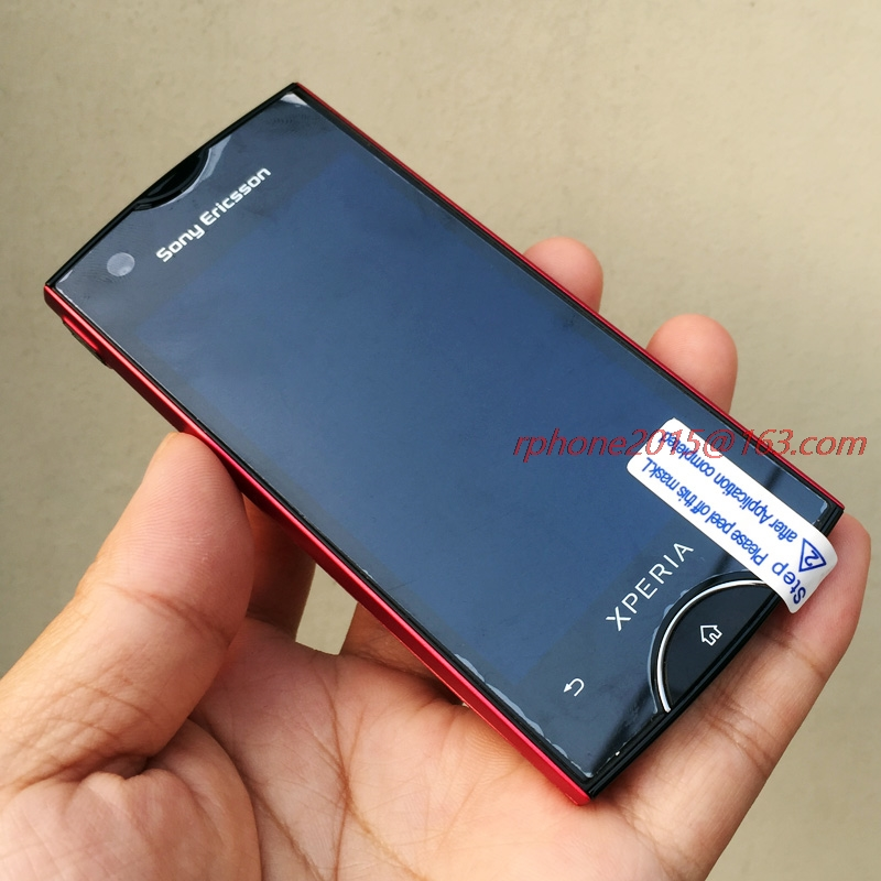 Refurbished Sony Ericsson Xperia Ray Mobile Phone ST18i 8MP GSM 3G WIFI GPS Bluetooth Unlocked Gift