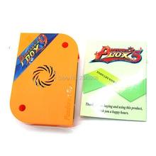 Pandora box 9 versión arcade juego tablero integrado 1500 juegos para máquina de arcade Pandora caja 9 1500 en 1 pandora pacman