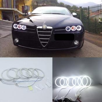 Kit de luces led para coche, luces diurnas DRL, Ojos de Ángel,...