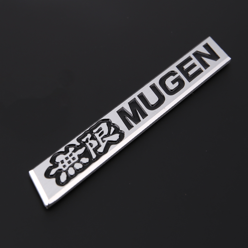 Etie new design car sticker maker mugen logo autosticker car styling self adhesive metal badge vinyl sticker decals for cars on aliexpress com alibaba