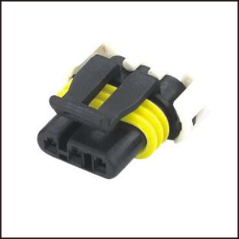 Male Connector Female Wire 2 Pin Terminal Plugs Fuse Box Cable Terminals 3 Sockets Seal