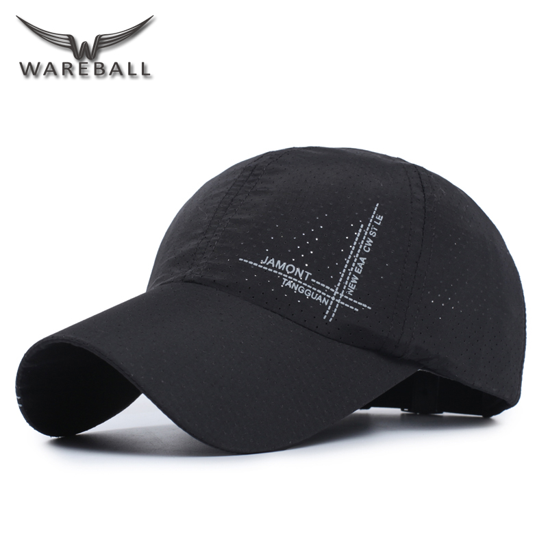 [WAREBALL]New Summer Baseball Cap 2017 M