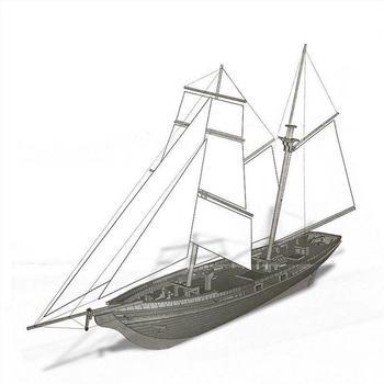 1: 70 Kits de modelo de barco de madera ensamblado clásico de modelado de velero de madera de juguete de acorazado ofrecen instrucciones en inglés