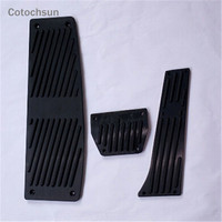 Car styling need drilling FootRest Gas Brake Pedal cover Case For BMW 1 2 3 4 series F30 F31 F34 F35 320i 320li 318 316 328 335