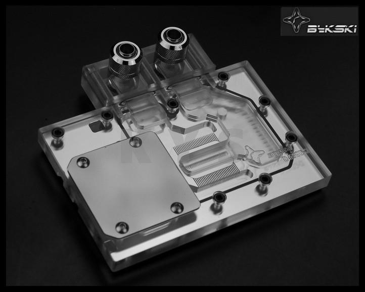 Bykski N-MS96-X for MSI GTX960 VGA Water Cooling Block