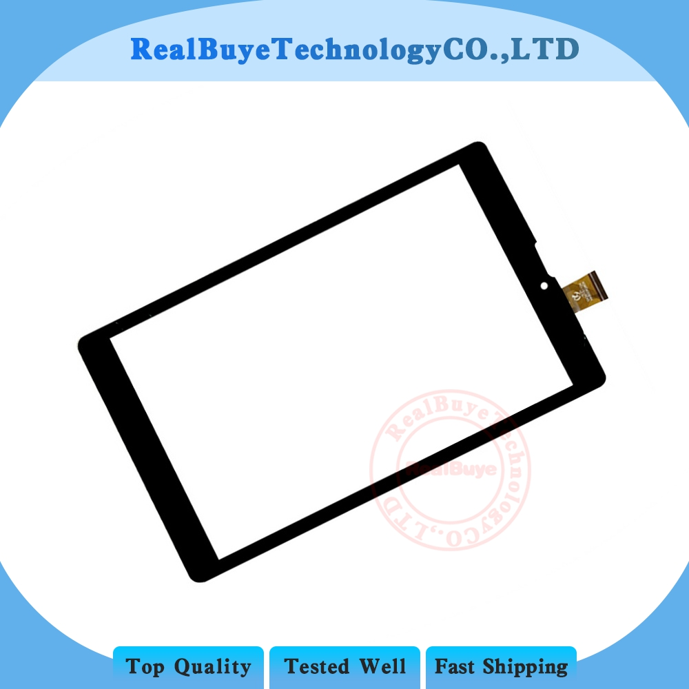 A+ New 8 Inch  Touch Screen Digitizer For Prestigio MultiPad PMT3308 WIZE 3308 3G Tablet Panel Glass Sensor Replacement