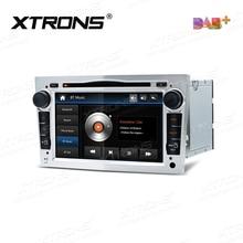 7″ DAB+ Radio Car 2 Din DVD Player GPS For Opel Vauxhall Vivaro Meriva Vectra Zafira Astra Antara Corsa Bluetooth DAB RDS Stereo