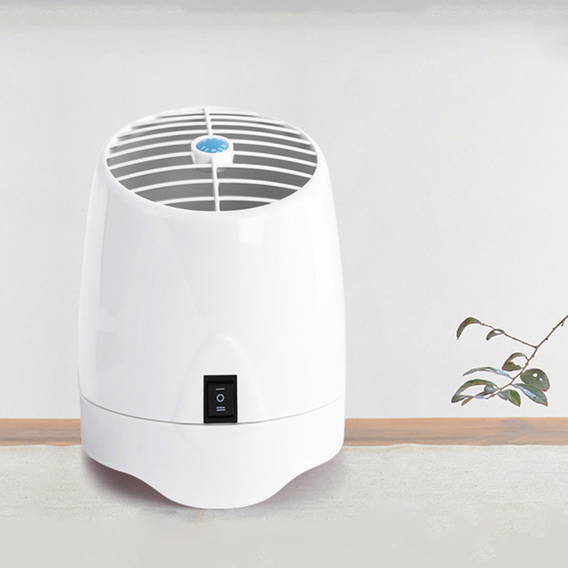 Air Purifier Household Office 3 in 1 Anion Generator Formaldehyde Purifier Aroma Diffuser HEPA Filter 2 mode Air Cleaner machine dmwd ultrasonic car air purifier solar energy office household aroma humidifier negative ions remove formaldehyde haze and pm2 5